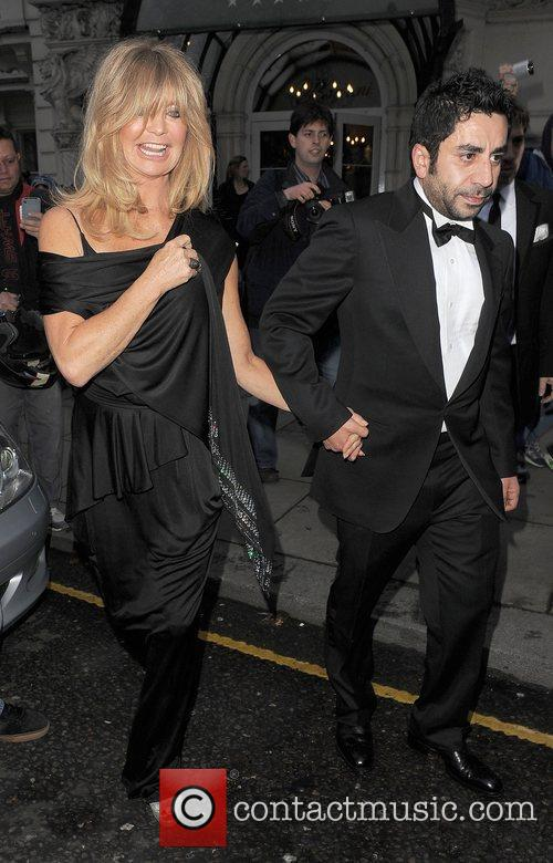 Goldie Hawn and Paul W S Anderson 4