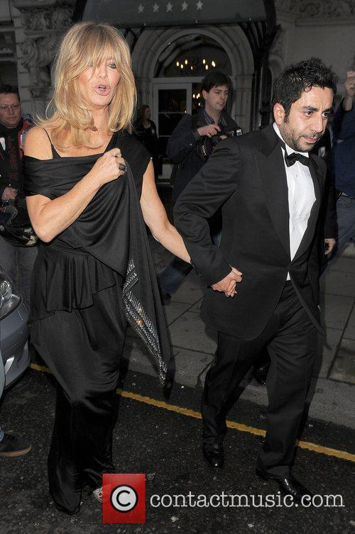 Goldie Hawn and Paul W S Anderson 7