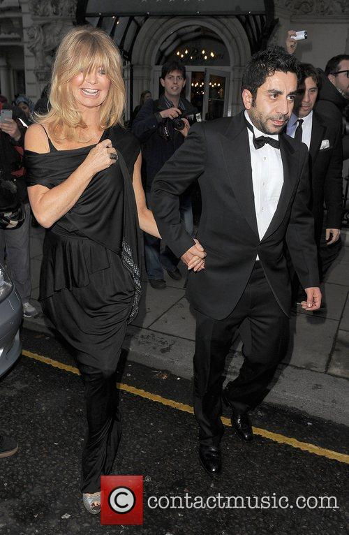 Goldie Hawn and Paul W S Anderson 2