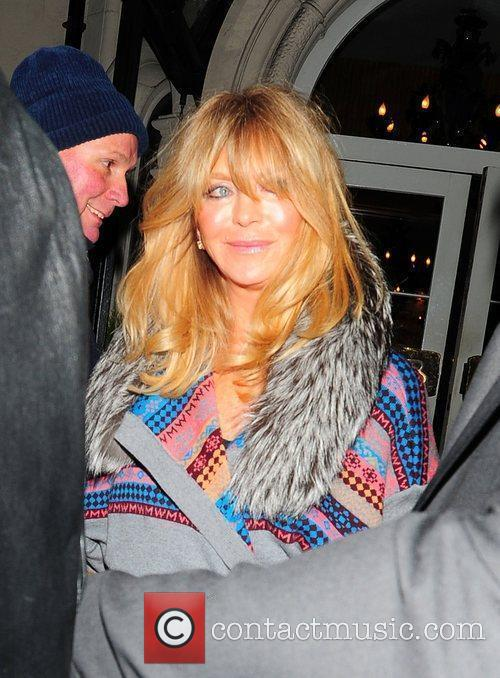 Goldie Hawn and Albert Hall 12