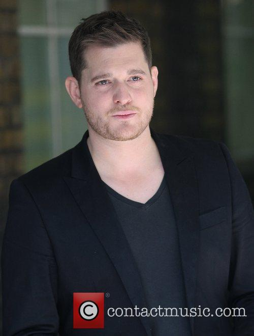Michael Buble and Itv Studios 2