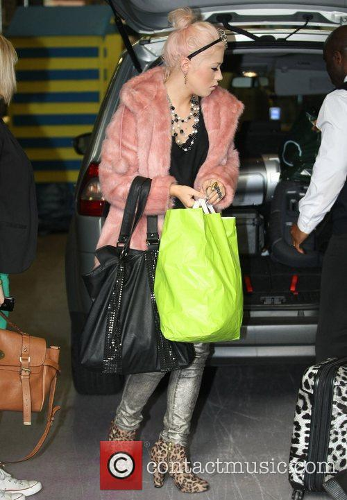 amelia lily at the itv studios london 3616789