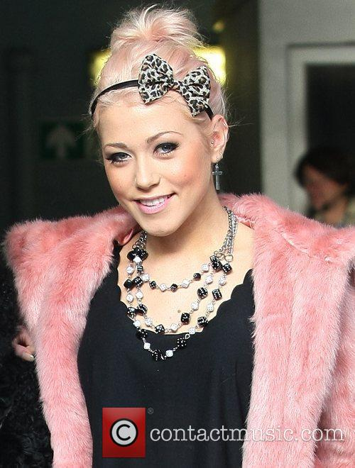x factor finalist amelia lily at the 3616950