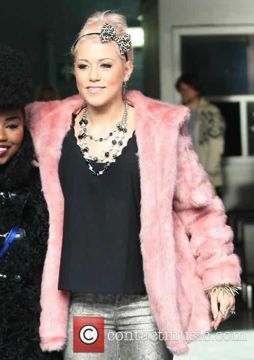 The X Factor, Amelia Lily and Itv Studios 11