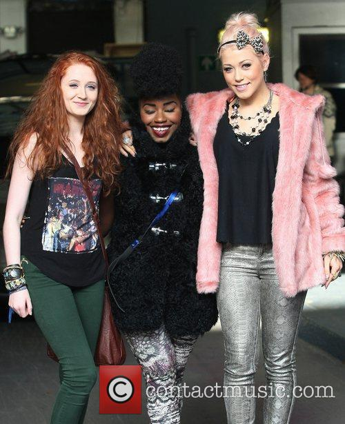 The X Factor, Amelia Lily, Devlin and ITV Studios 3