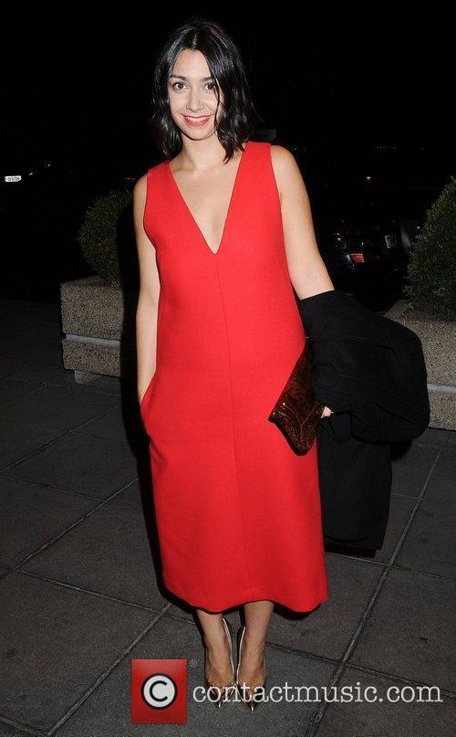 Danielle Ryan outside the RTE studios for The...