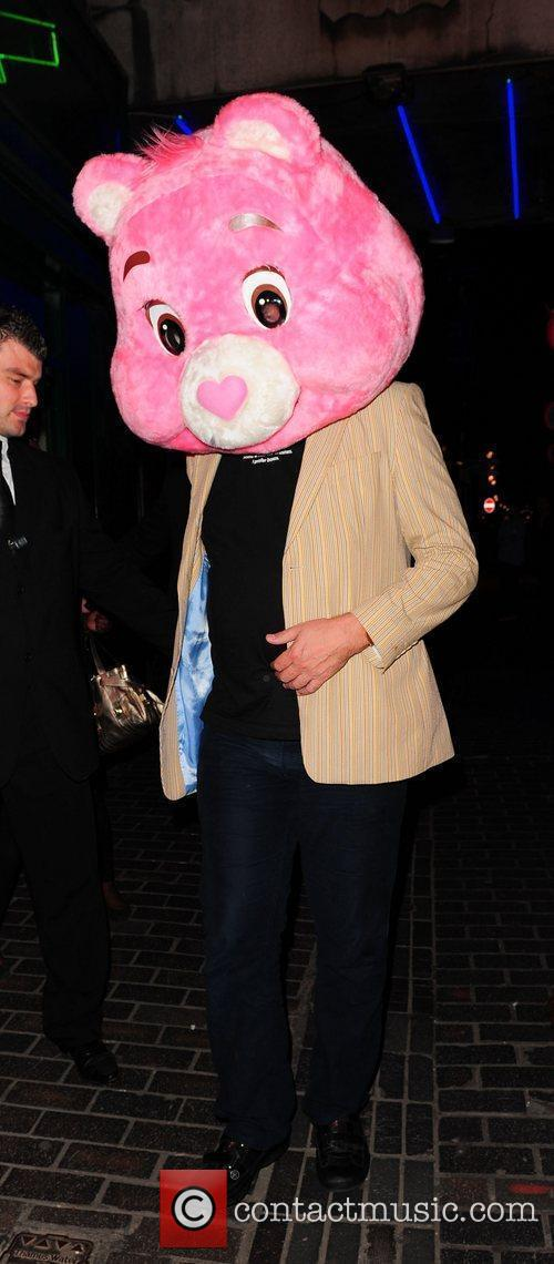 Stephen Fry and Pink 11