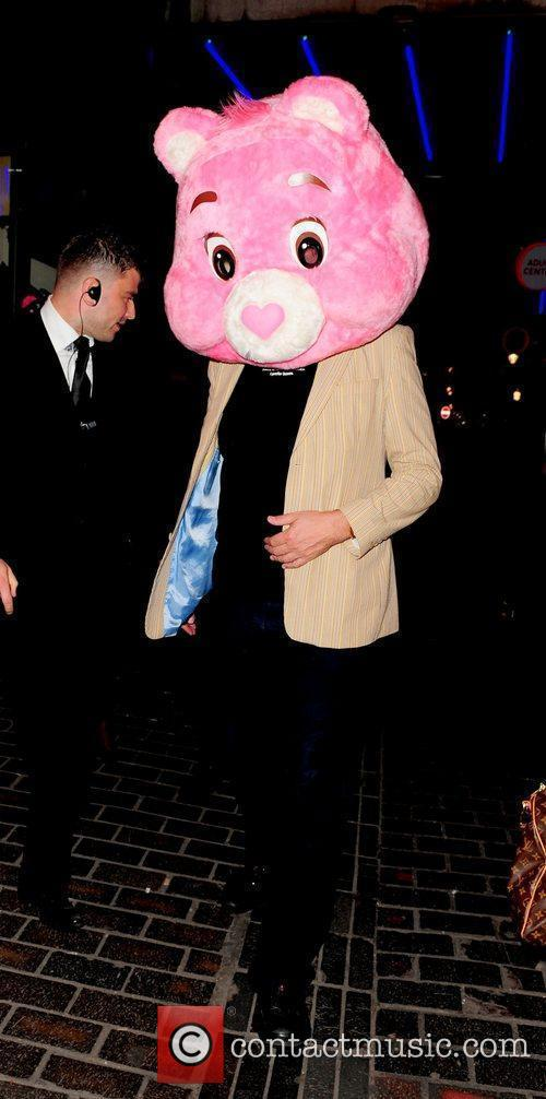 Stephen Fry and Pink 8
