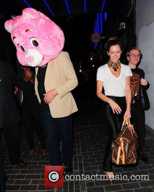 Stephen Fry and Pink 3