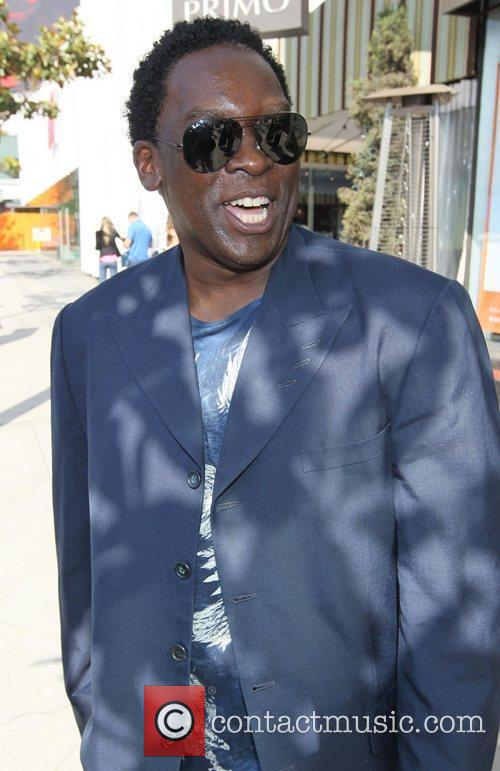 dearon thompson aka deezer d out and about on sunset