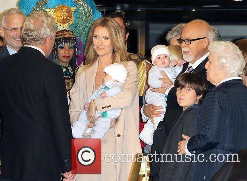Celine Dion, Caesars and Las Vegas 5