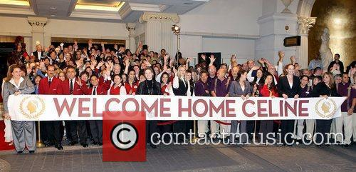 Celine Dion, Caesars and Las Vegas 11