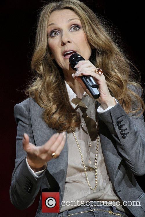 Celine Dion 75