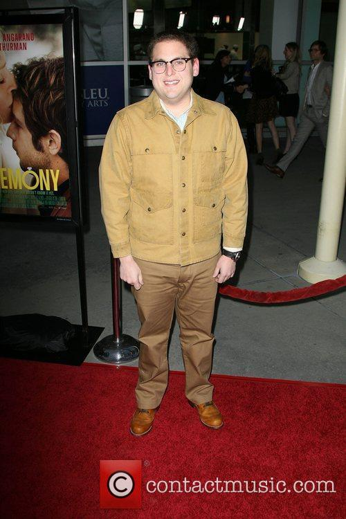 Jonah Hill Los Angeles Premiere of Ceremony held...