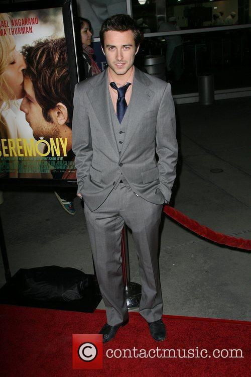 Reece Thompson Los Angeles Premiere of Ceremony held...