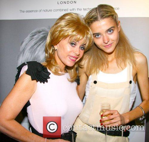 Sally Farmiloe-Neville and Jade Farmiloe-Neville  Cetuem Cosmetics...