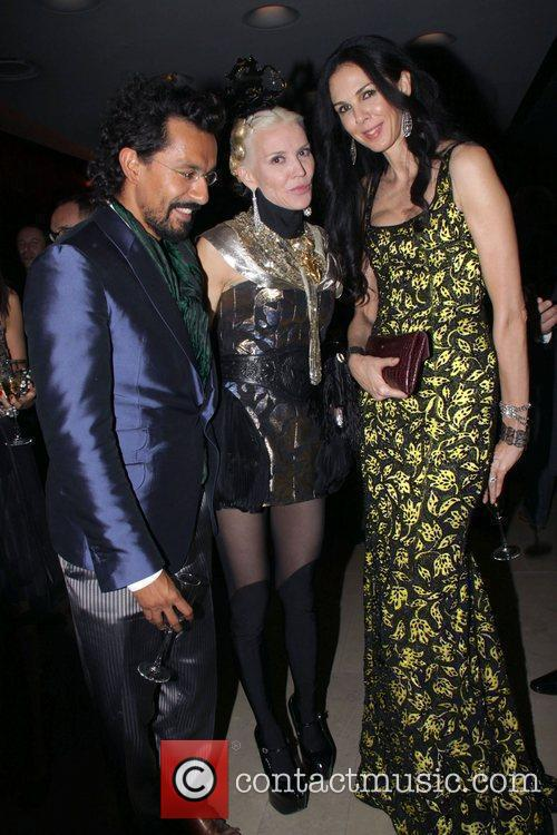 L'wren Scott and Cfda Fashion Awards 2