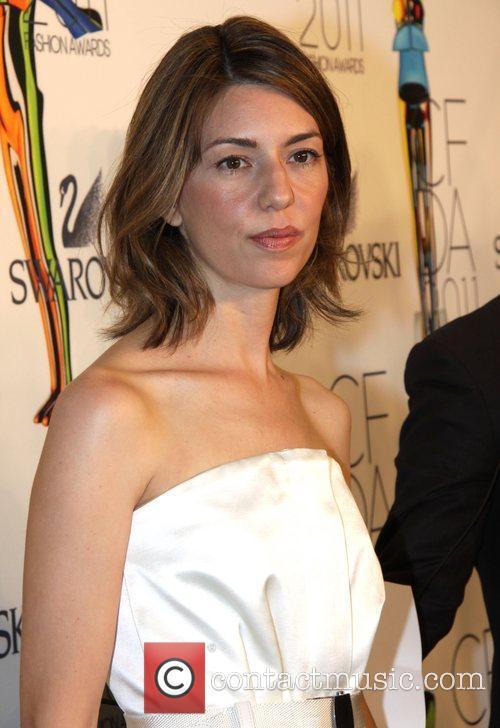 Sofia Coppola and Cfda Fashion Awards 1