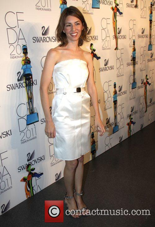 Sofia Coppola and Cfda Fashion Awards 2
