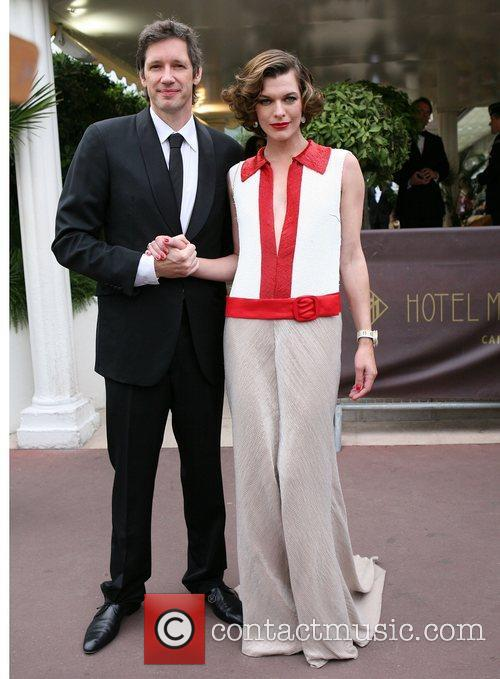 Milla Jovovich and Paul Anderson 3