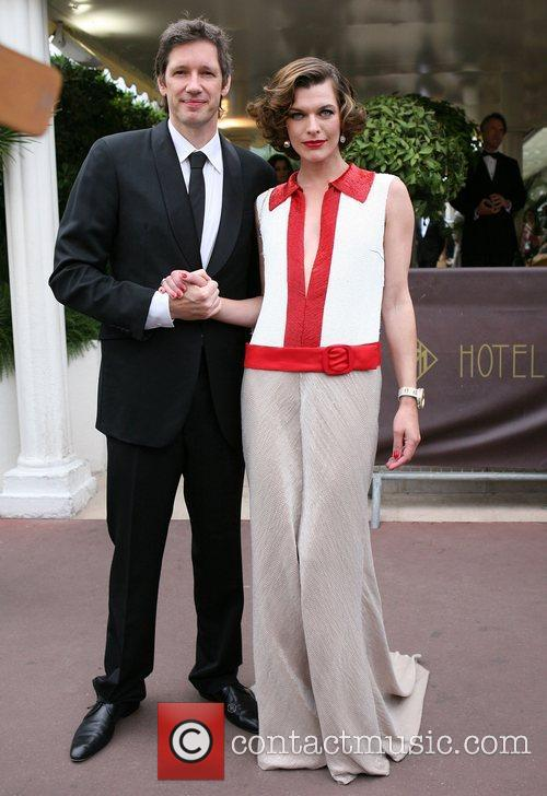 Milla Jovovich and Paul Anderson 5