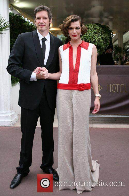 Milla Jovovich and Paul Anderson 4