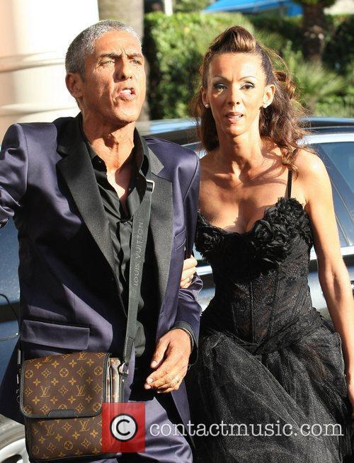 Samy Naceri Celebrities during the 2011 Cannes International...