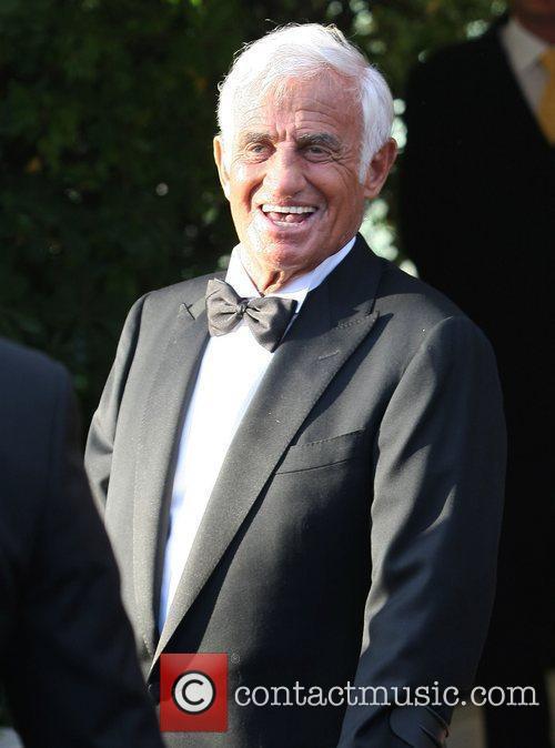 Jean-Paul Belmondo Celebrities during the 2011 Cannes International...