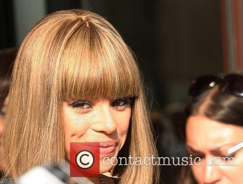 Ana Araujo Celebrities during the 2011 Cannes International...
