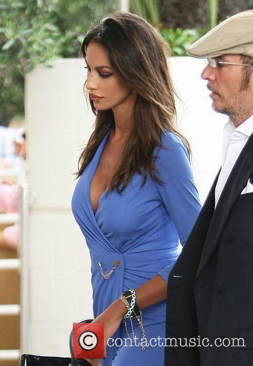 Madalina Ghenea during the 2011 Cannes International Film...