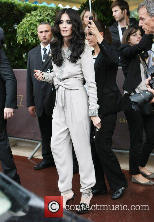 At the 2011 Cannes International Film Festival -...