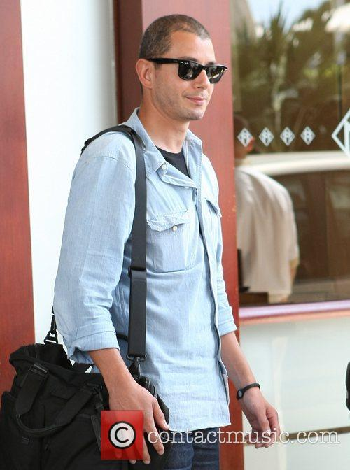 Celebrities out and about in Cannes