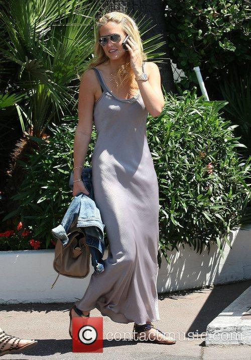 Bar Refaeli out and about during the 2011...