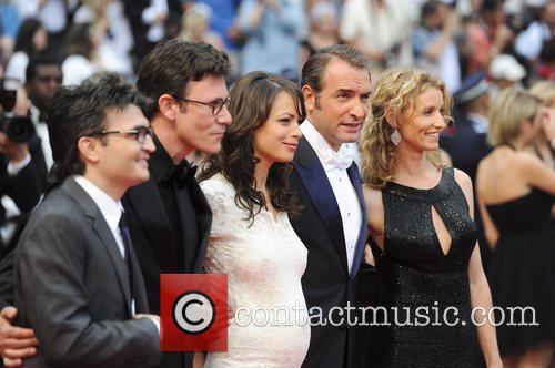 Berenice Bejo and Jean Dujardin 7