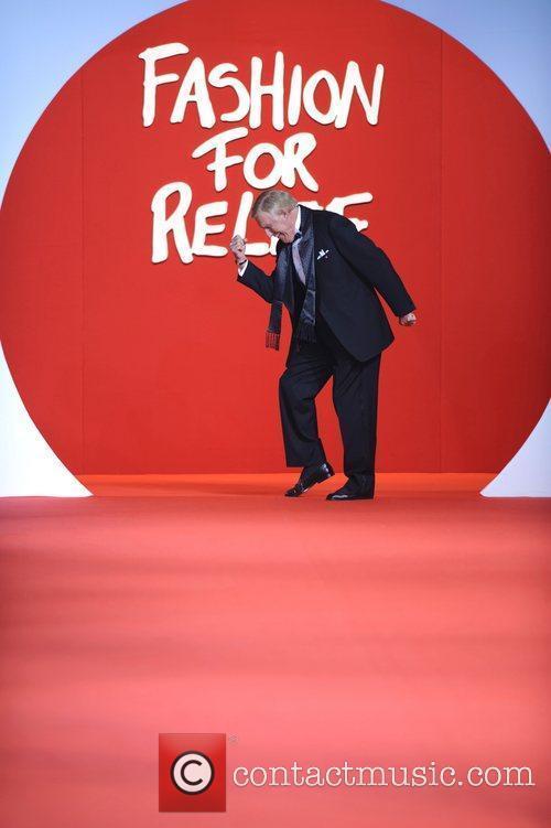 Bruce Forsyth 2011 Cannes International Film Festival -...
