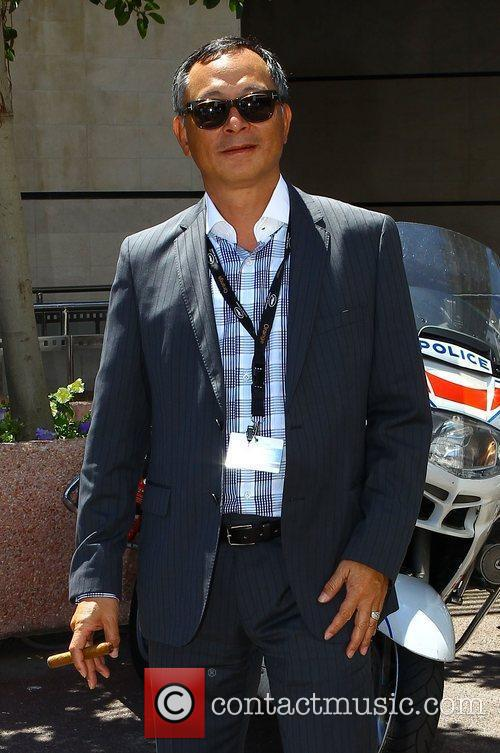Jury member Johnnie To  arriving at the...