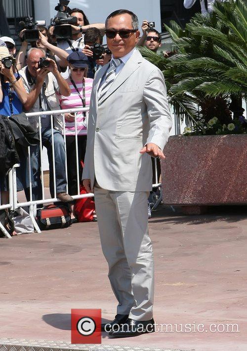 Johnnie To 2011 Cannes International Film Festival -...