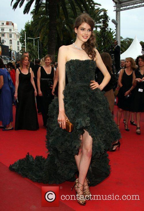 Julia Saner 2011 Cannes International Film Festival -...
