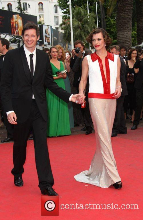 Milla Jovovich and Paul Anderson 6