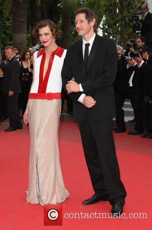 Milla Jovovich and Paul Anderson 9