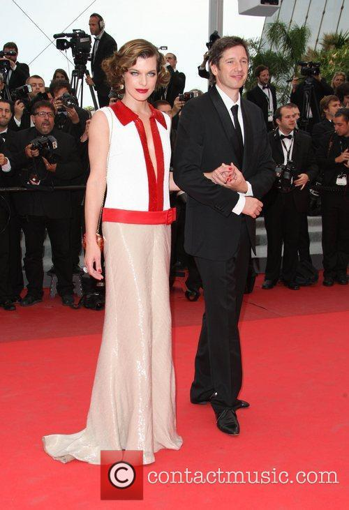 Milla Jovovich and Paul Anderson 2