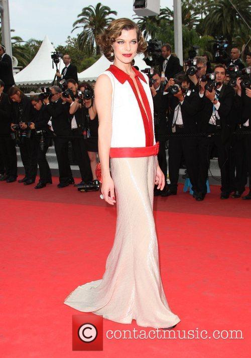 Milla Jovovich 7