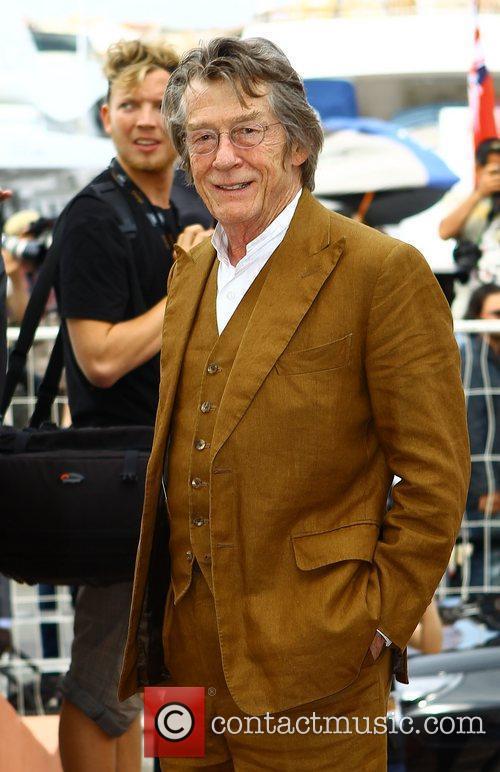 John Hurt 2011 Cannes International Film Festival -...