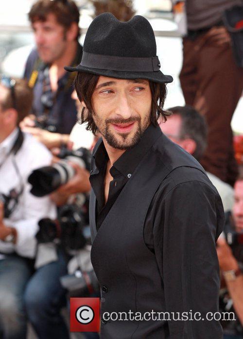 Adrien Brody 2011 Cannes International Film Festival -...