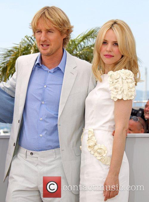 Owen Wilson and Rachel McAdams 2011 Cannes International...