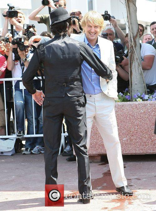 Adrian Brody and Owen Wilson 3
