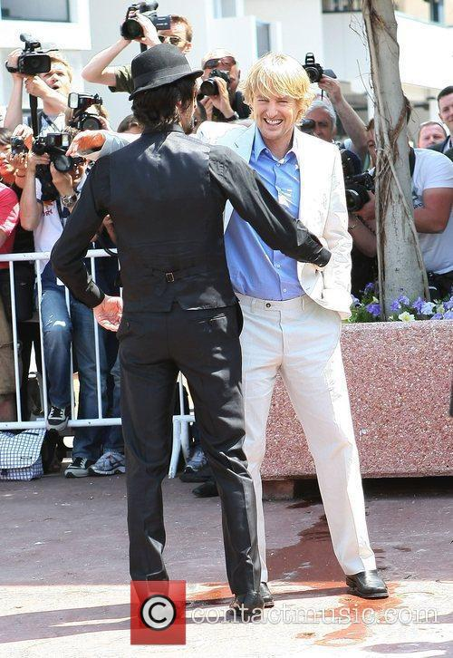 Owen Wilson and Adrian Brody 5