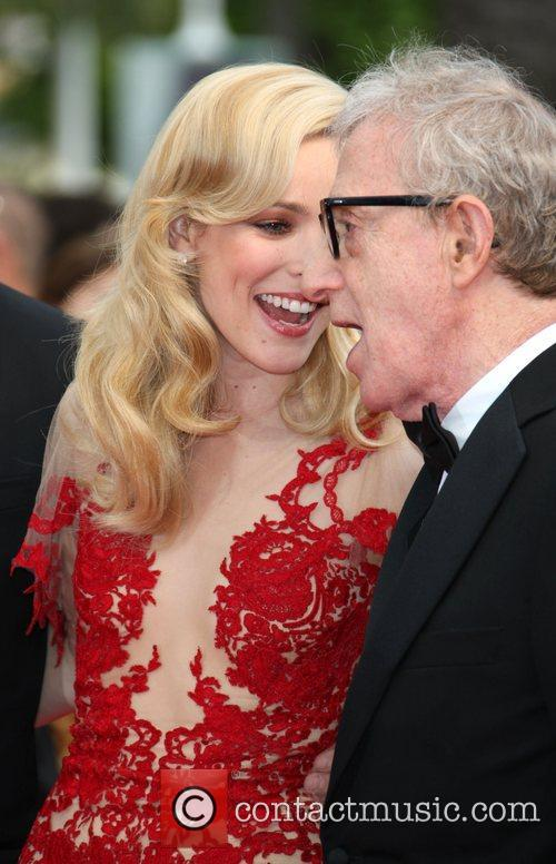 Rachel Mcadams and Woody Allen 3