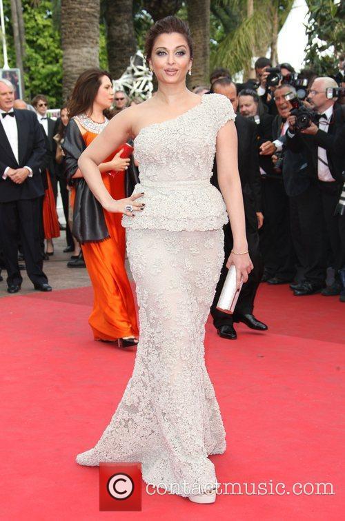 Aishwarya Rai Bachchan 2011 Cannes International Film Festival...