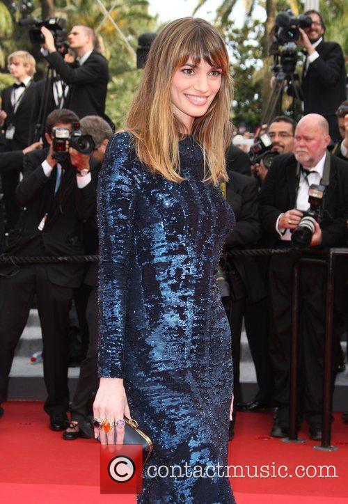 Gaia Bermani Amaral 2011 Cannes International Film Festival...